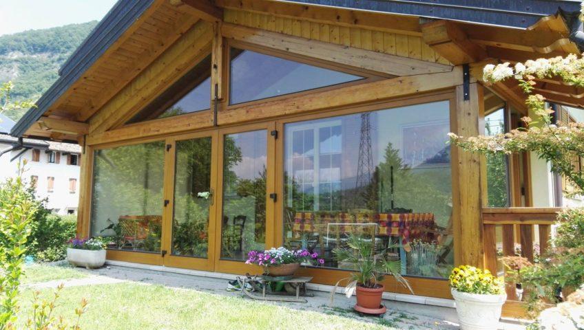 Energiesparende Fenster für 3 Generationen